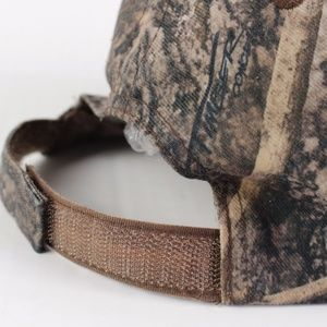 Vintage Baseball Hat Cap United Grain Corp Camo
